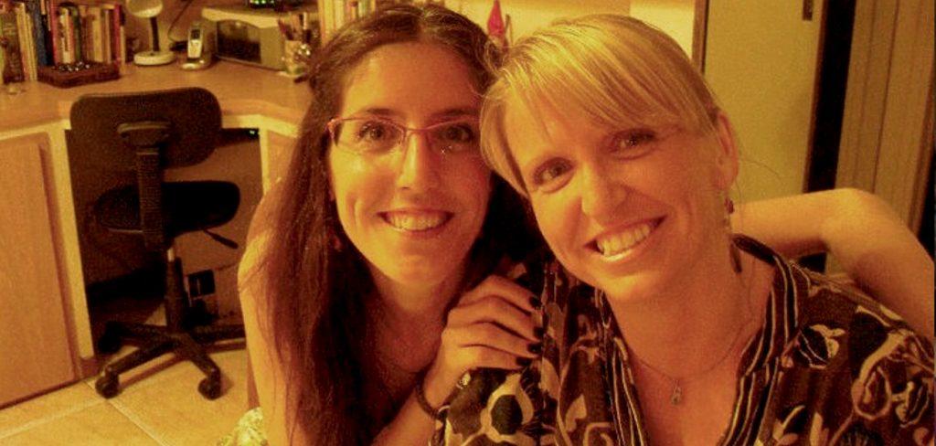 María con Willow